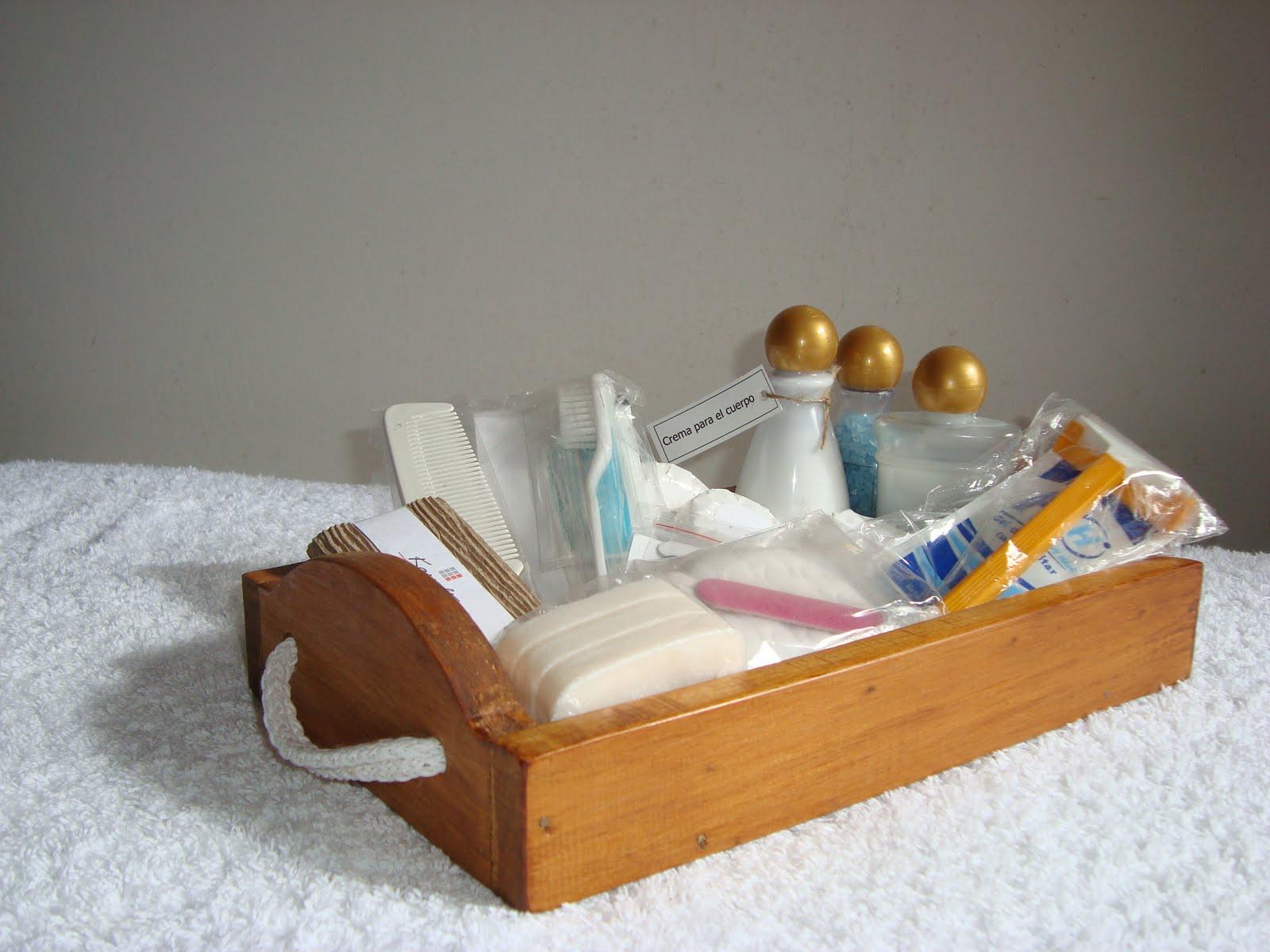 Packaging Azul Bandejas