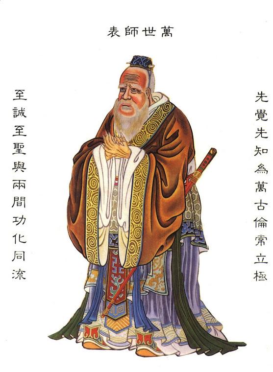 Konfucjusz to Mojzesz mowiacy po chinsku