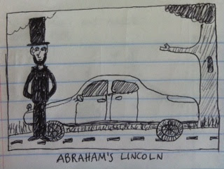 abraham's lincoln