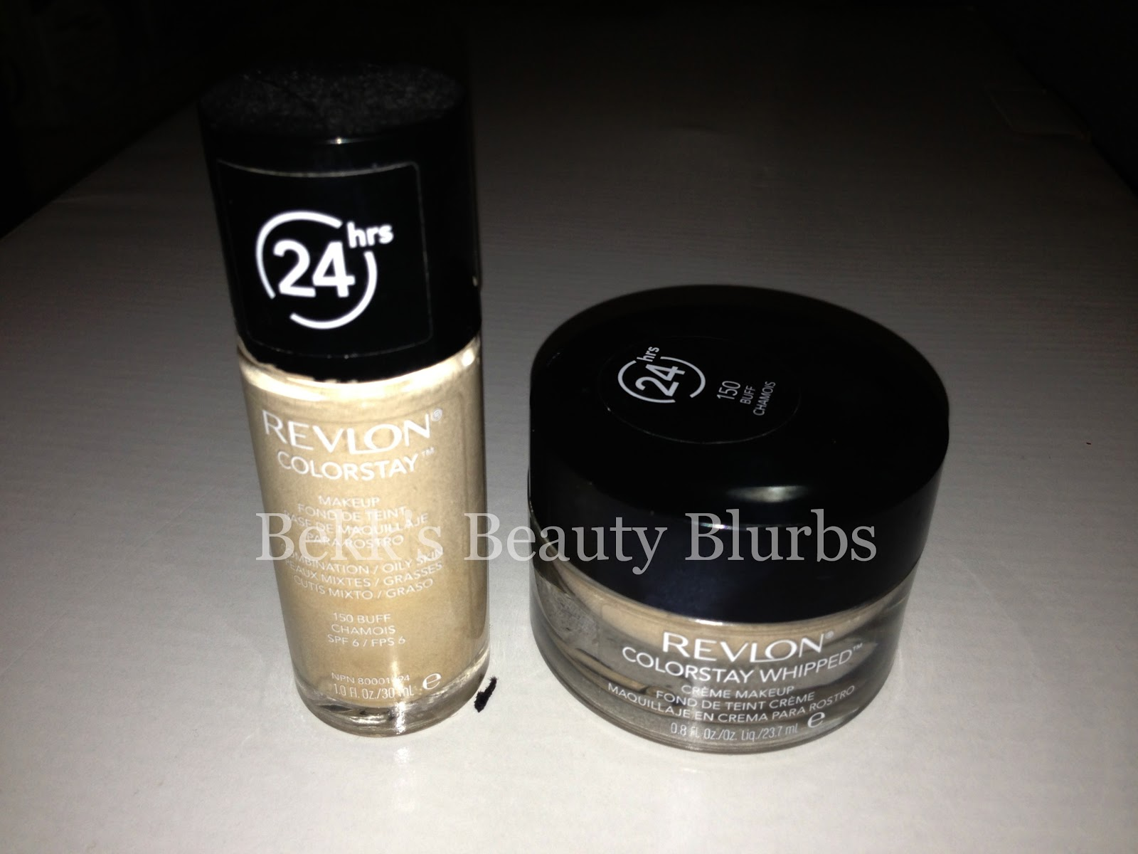 Bekk's Beauty Blurbs: Revlon ColorStay Whipped Creme Makeup