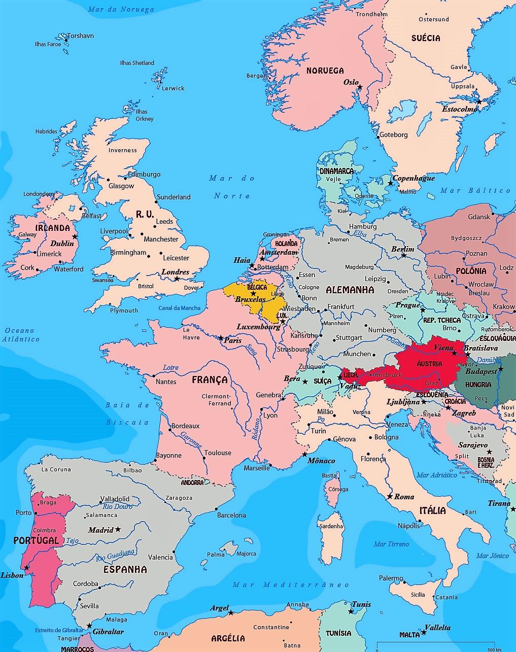 Deve a Europa ser o único lugar no mundo que pertença a todo o mundo?