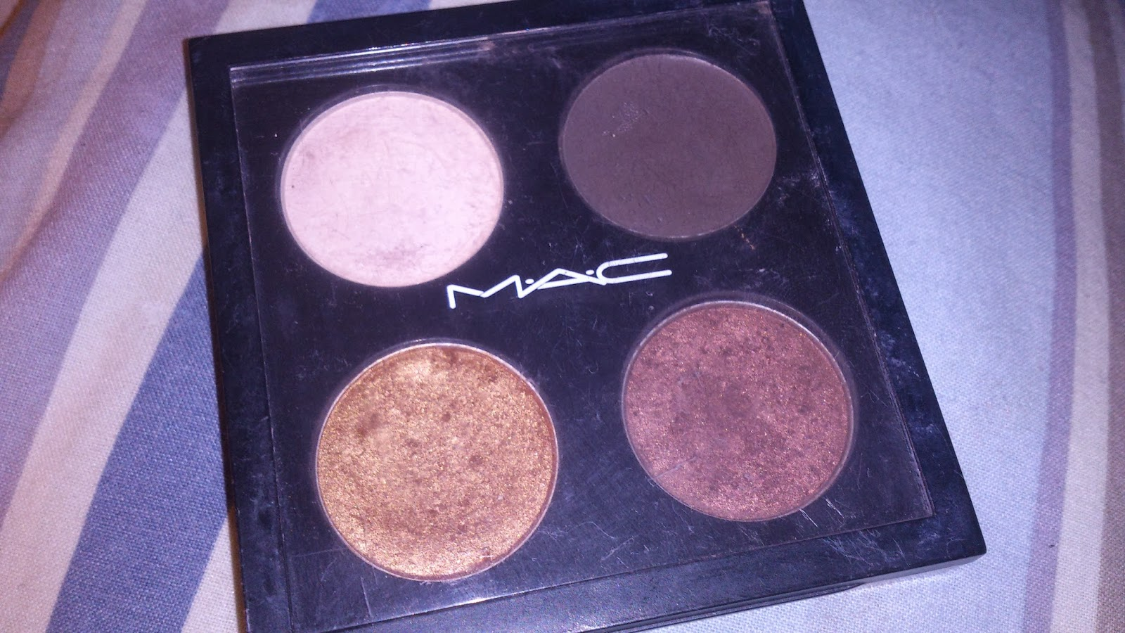 Mac Makeup Eyeshadow Combinations - Viewing Gallery Shadow
