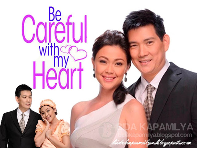 Be Careful With My Heart Beats Eat Bulaga, Reigns Noontime Slot