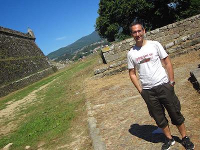 City walls of Valença do Minho