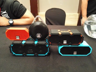 Altec Lansing Launches Everything Proof Bluetooth Speakers in the Philippines