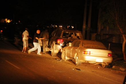 Six cars damaged in midnight explosion in Abuja- Premium Times