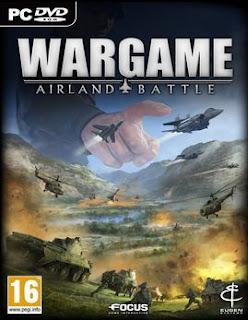 Wargame AirLand Battle RELOADED Full Crack