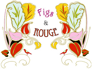 Figs and rouge logo