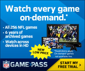Watch NFL Live Online HD TV Coverage