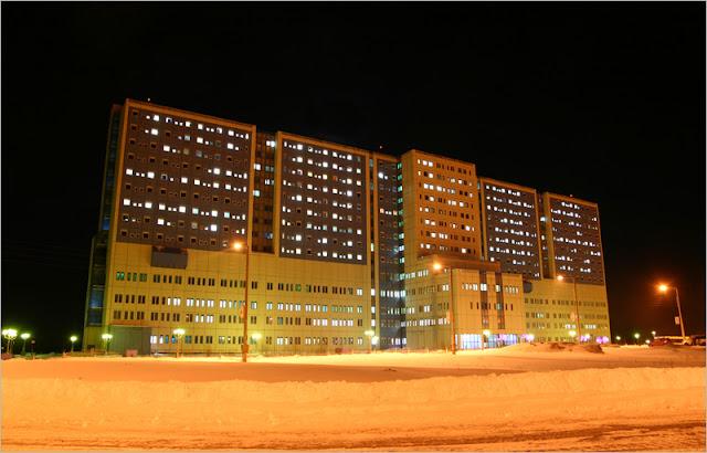 Город Норильск, фото Оганер.