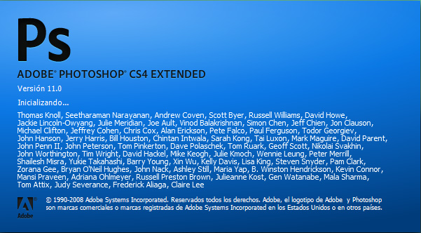 descargar adobe photoshop cs4 gratis en espanol completo