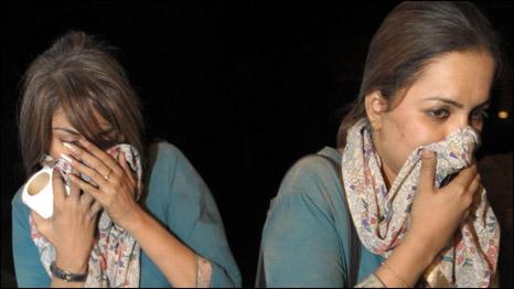 Indian air hostess scandal