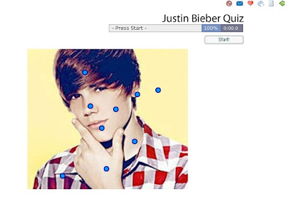 Play Free Justin Bieber Online Games