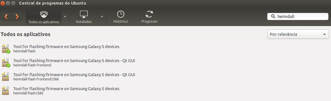 Dicas & Truques - Ubuntu e Android: Heimdall - O ...