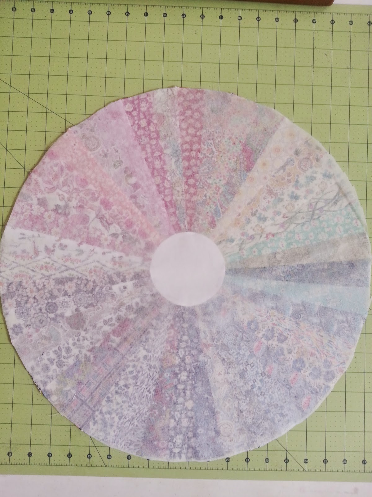 Liberty of London Color Wheel Tutorial