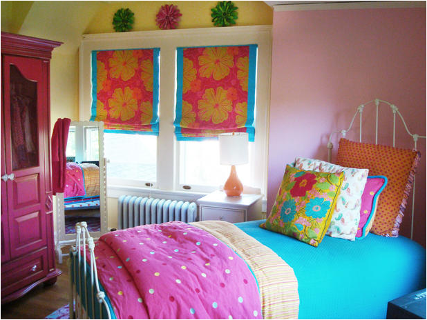 42 teen girl bedroom ideas room design ideas for Childrens bedroom ideas girls