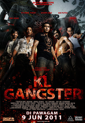 FILM KL Gangster 2011