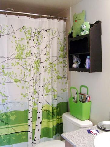 rideaux de douche salle de bains design interieur france. Black Bedroom Furniture Sets. Home Design Ideas