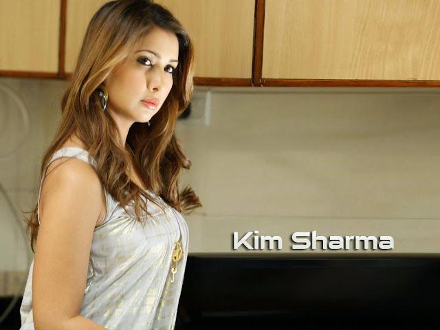 Kim Sharma HD Wallpaper