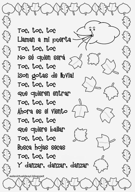 Aula Virtual De Audici N Y Lenguaje Poemas De Primavera