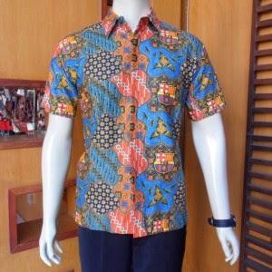 Foto Baju Batik Bali