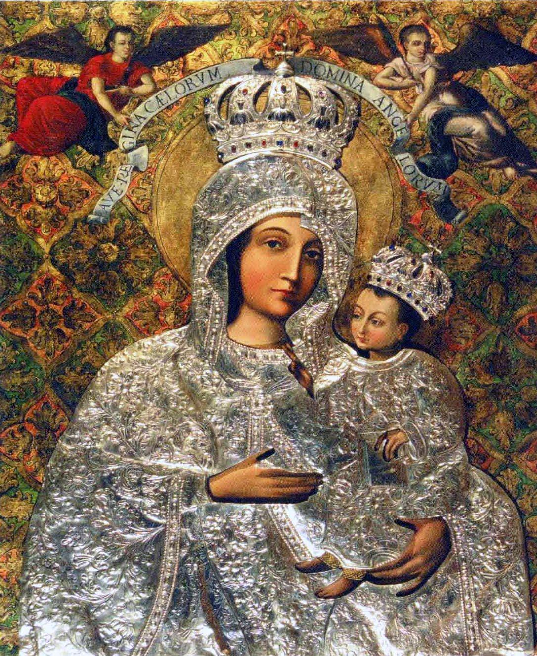ZAWIERZ SIEBIE NIEPOKALANEMU SERCU MARYI
