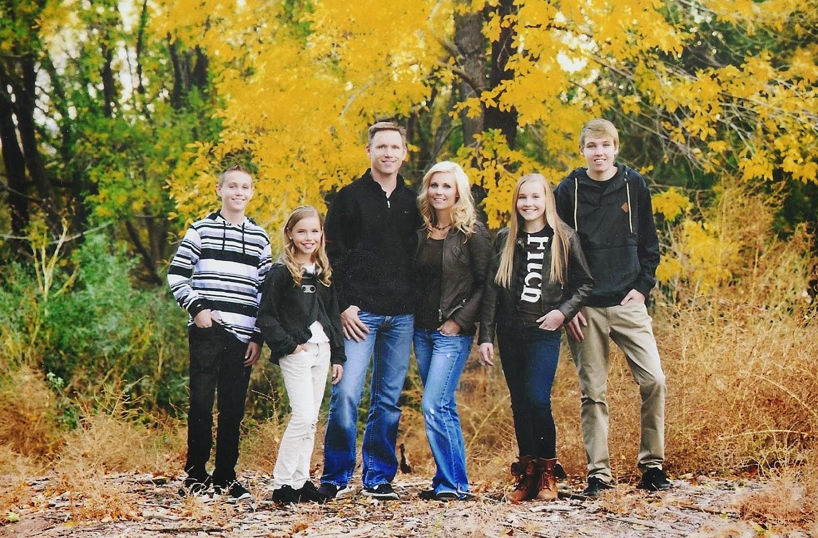 Nyberg Family 2014