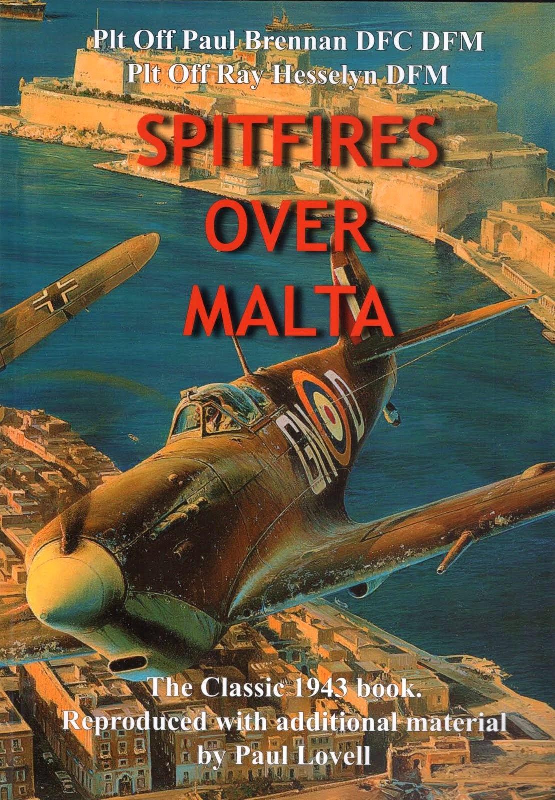 Spitfires Over Malta