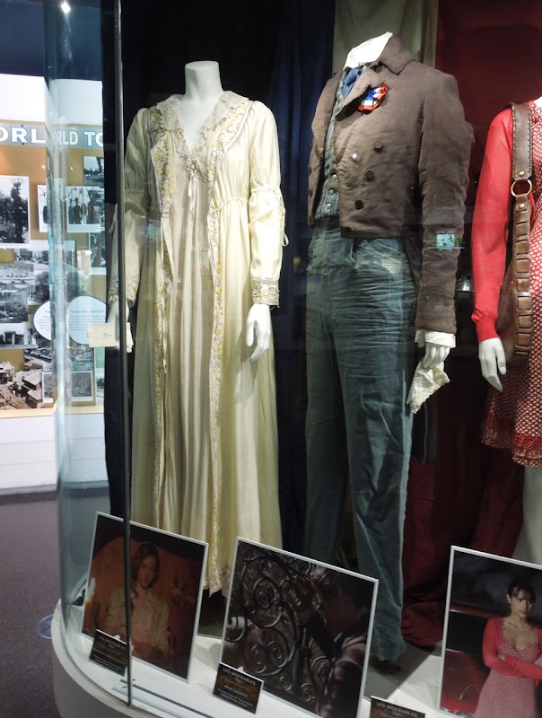 Les Misérables movie costumes