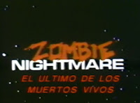 Zombie Nightmare (Adam West: Batman)