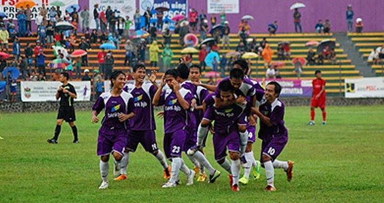 PSGC dan Persiwa ke Semifinal DU 2014
