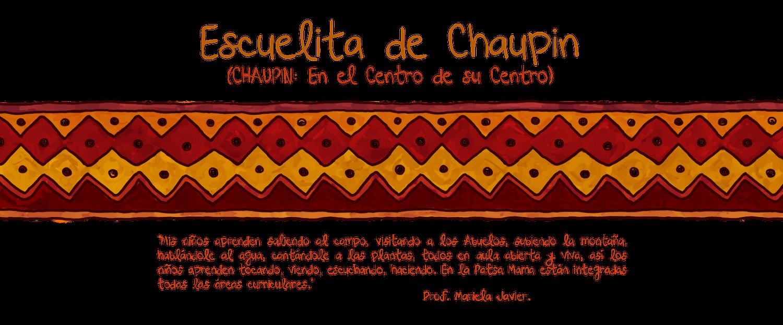 Escuelita Chaupin