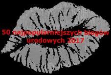 Jeden ze 50 najlepszych blogów urodowych