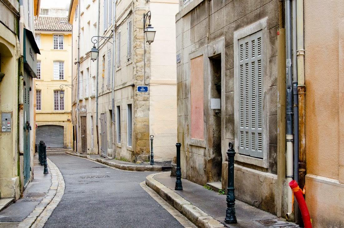 Aix en Provence - centre ville