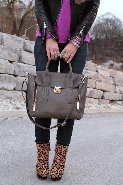 #hm #h&m #sweater #HMsweater #h&Msweater #purple #purplesweater #l.a.m.b. # l.a.m.b.boots #lambshoes #lamb #lambboots #leopardprint #leopard #leopardprintboots #zara @zara #zarajacket #leather #leatherjacket #bikerjacket #rock #forever21 #Aldo #aldoshoes #ankleboots #aldoankleboots #streetstyle #holidayoutfit #holiday #outfit #ootd #christmas #christmasparty #party #partyoutfit #toronto #torontostreetstyle #torontofashion #fashion #fashionblogger #sashadoll #christmastree #style #trend #canadianstyle #srpskamoda #serbian #serbianblogger #blogerka #srpskablogerka #srpskeblogerke #moda #stil #sequins #danier #danierbag #danierleather #leatherbag #satchel #philiplim #danierhandbag #sequinsclutch #glitter #glitterbag #fur #furcollar #furjacket