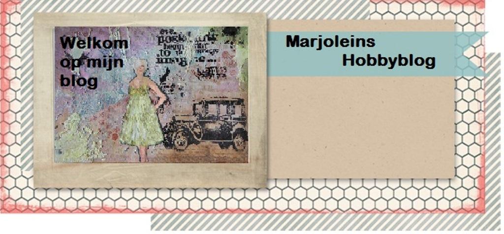 Marjoleins Hobbyblog