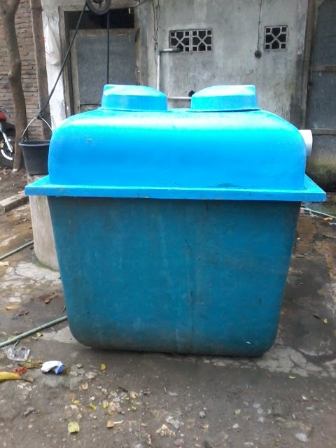 septic tank bio / fiber