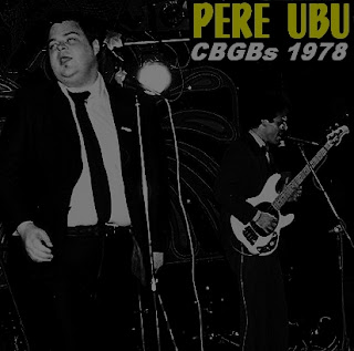 Pere Ubu 30 Seconds Over Tokyo
