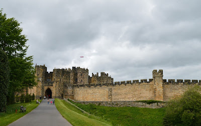 Alnwick Castle - A review