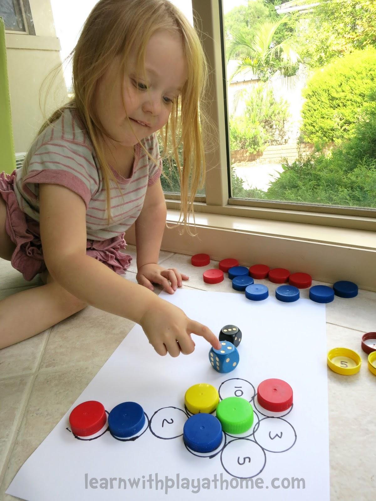 Математические игры своими руками для детей 5-6 лет