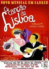 """""""A CANÇÃO DE LISBOA"""""""