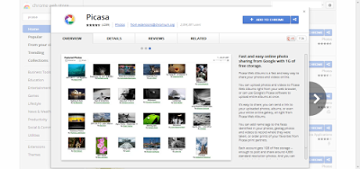 Picasa App For Chrome