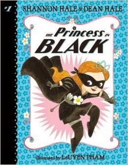 princess in black cover