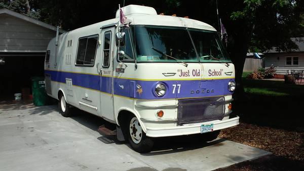 Motorhome For Sale Miami >> Used RVs Dodge Travco Motorhome For Sale For Sale by Owner
