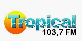 Rádio Tropical FM  de Vitória ES ao vivo