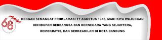 spanduk indonesia raya