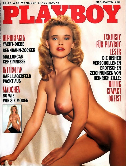 Tina Ruland German Playboy May 1989