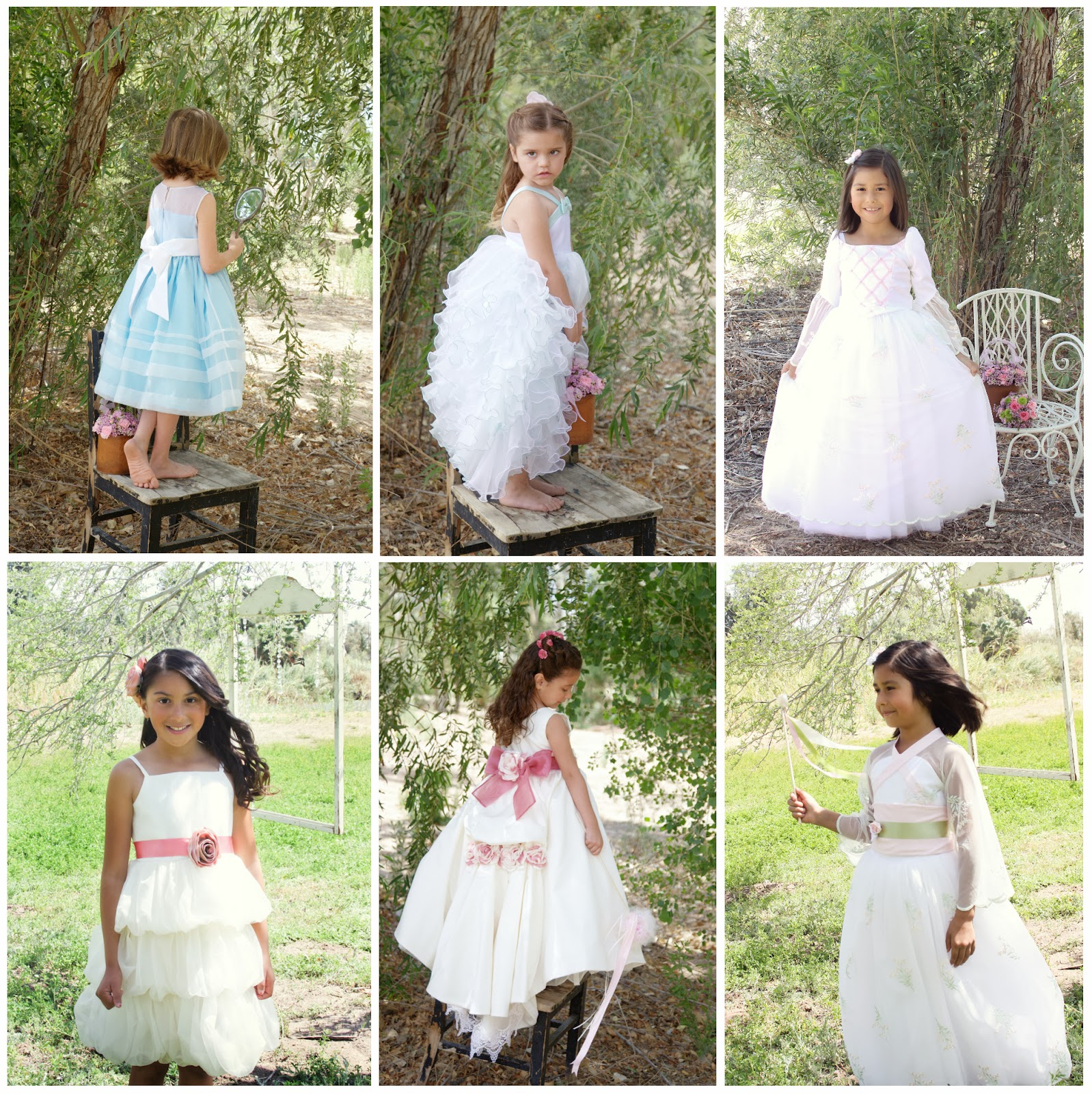Wedding Dresses Yuma Az : Design by lannette tea party in the meadow