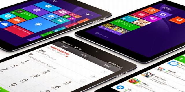 Tablet 3G dengan Dual Sistem Operasi