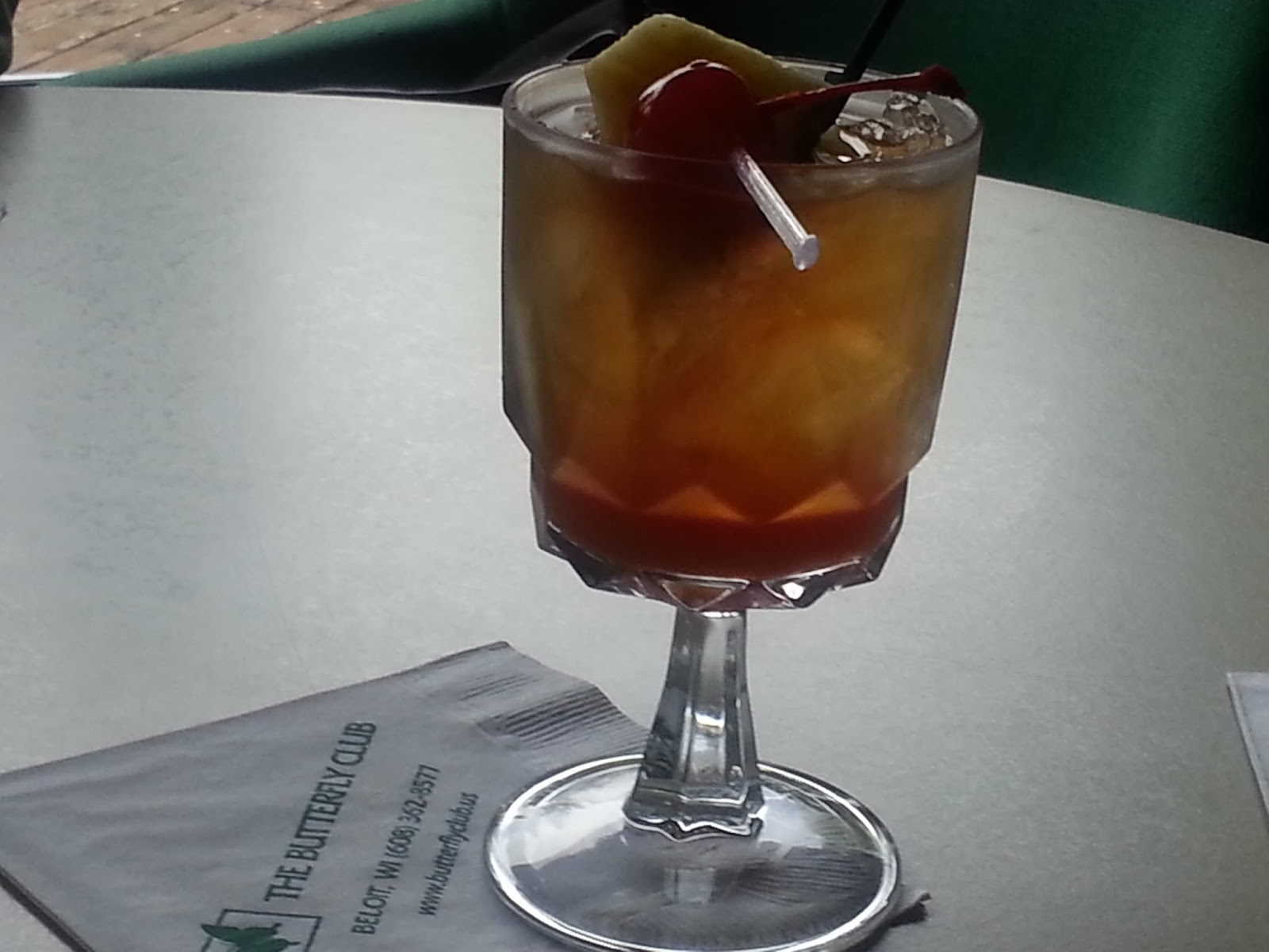 Perfect Brandy Old Fashioned Sweet